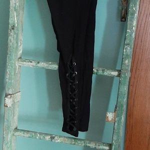 Torrid black leggings